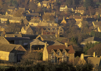 Roofs of Chipping Campden