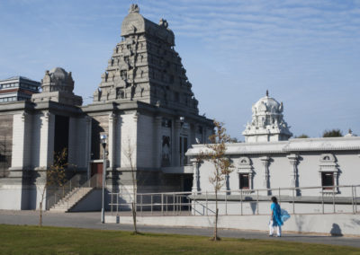 Shri Venkateswara Balaji Temple, Tividale
