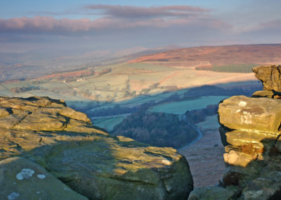 Stanage Edge Mood AV