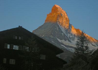 DSCN2474 Alpenglow 9 Matterhorn (THIS)