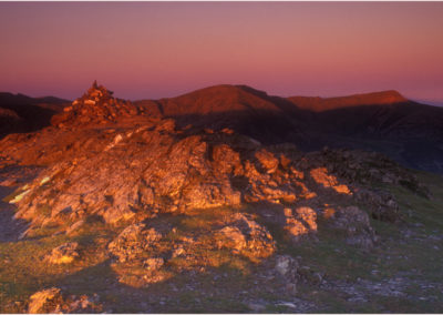First Light, Robinson to High Stile PDI