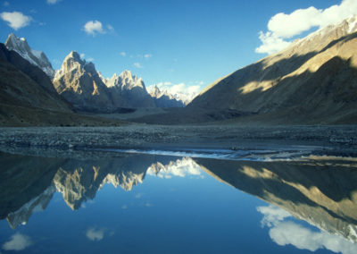 Granite Peaks of The Baltoro