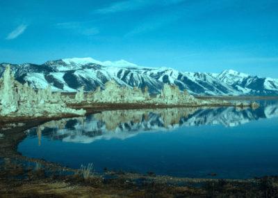 Mono Lake & Sierras AV