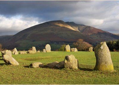 Castlerigg Stone Circle & Blencathra Cumbria (PP)